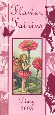 Flower Fairies Slim Diary 2008 - Cicely Mary Barker