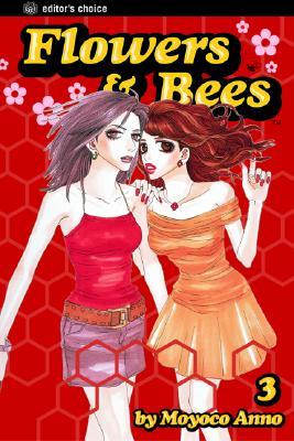 Flowers & Bees: Volume 3 - Anno, Moyoco