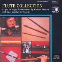 Flute Collection - Lucy Carolan (fortepiano); Lucy Carolan (piano); Lucy Carolan (harpsichord); Stephen Preston (flute)