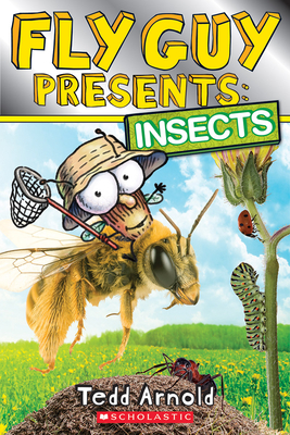 Fly Guy Presents: Insects (Scholastic Reader, Level 2) -