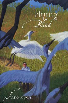 Flying Blind - Myers, Anna