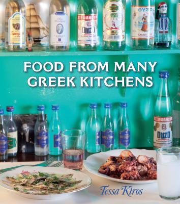 Food from Many Greek Kitchens - Kiros, Tessa