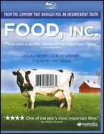 Food, Inc. [Blu-ray]