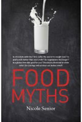 Food Myths - Senior, Nicole