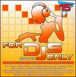 For DJS Only 2008, Vol. 3: Club Selection