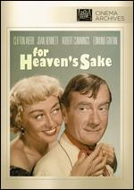 For Heaven's Sake - George Seaton