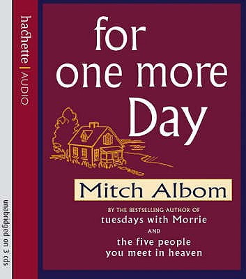 For One More Day - Albom, Mitch (Read by)