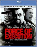 Force of Execution [2 Discs] [Blu-ray/DVD]