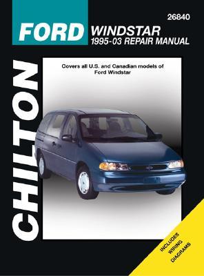 Ford Windstar: 1995-2003 Repair Manual - Marotta, James R, and Storer, Jay, and Kibler, Jeff
