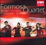 Formosa Quartet Plays Mozart, Schubert, Debussy, Wolf