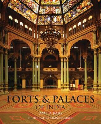 Forts and Palaces of India - Baig, Amita