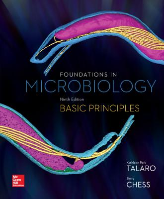 Foundations in Microbiology: Basic Principles - Talaro, Kathleen Park, and Chess, Barry