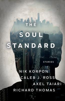 Four Corners: A Novel - Korpon, Nik, and Ross, Caleb J., and Taiari, Axel