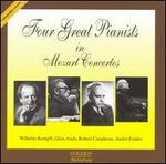 Four Great Pianist's in Mozart Concertos