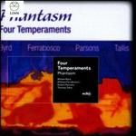 Four Temperaments: Byrd, Ferrabosco, Parsons, Tallis