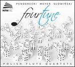 FourTune Performs Polish Flute Quartets