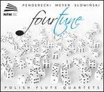 FourTune Performs Polish Flute Quartets