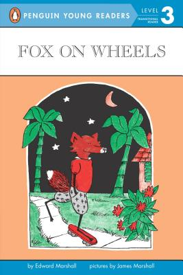 Fox on Wheels: Level 3 - Marshall, Edward