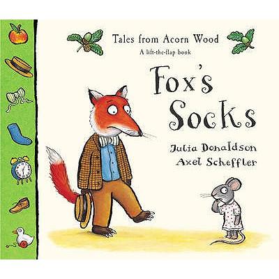 Fox's Socks - Donaldson, Julia