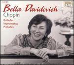 Frédéric Chopin: Ballades, Impromptus & Preludes