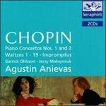 Frédéric Chopin: Piano Concertos Nos. 1 And 2/19 Waltzes/3 Impromptus
