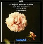 François André Philidor: L'art de la modulation (Six quatuors)