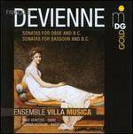 Fran?ois Devienne: Sonatas for oboe & b.c.; Sonatas for bassoon & b.c.