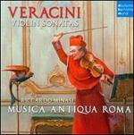 Francesco Maria Veracini: Violin Sonatas