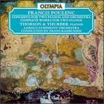 Francis Poulenc: Concerto for Two Pianos and Orchestra; Complete Works for Two Pianos