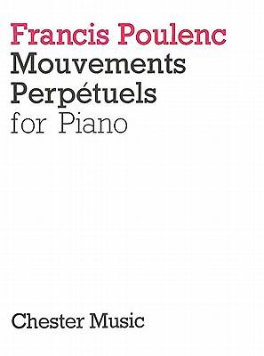 Francis Poulenc: Mouvements Perp'tuels - Chester Music (Creator)