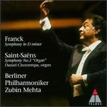 Franck: Symphony in D Minor; Saint-Saëns: Symphony No. 3 in C Minor