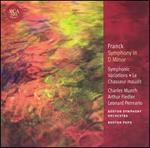 Franck: Symphony in D minor; Symphonic Variations; Le Chasseur maudit - Leonard Pennario (piano)