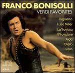Franco Bonisolli: Verdi Favorites