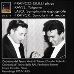 Franco Gulli plays Ravel, Lalo, Franck
