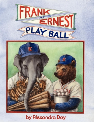 Frank and Ernest Play Ball - Day, Alexandra