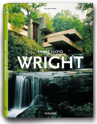 Frank Lloyd Wright - Pfeiffer, Bruce Brooks, and Taschen Publishing (Creator)