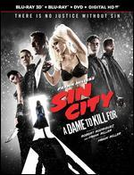 Frank Miller's Sin City: A Dame To Kill For [3 Discs] [UltraViolet] [3D] [Blu-ray/DVD]