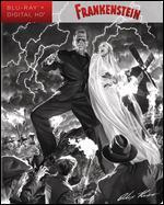 Frankenstein: Alex Ross SteelBook Art  [Blu-ray] [SteelBook] [Only @ Best Buy]