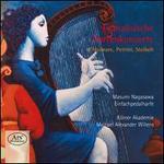Französische Harfenkonzerte: d'Alvimare, Petrini, Steibelt
