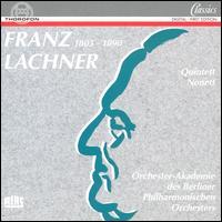 Franz Lachner: Kammermusik - Horst Gobel (piano)