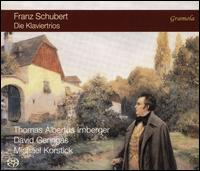 Franz Schubert: Die Klaviertrios - David Geringas (cello); Michael Korstick (piano); Thomas Albertus Irnberger (violin)