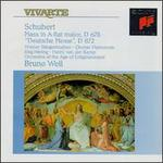 Franz Schubert: Mass in A flat major, D 678; Deutsche Messe, D 872
