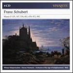 Franz Schubert: Masses D. 105, 167, 324