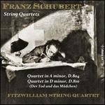Franz Schubert: String Quartets