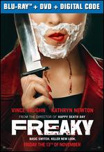 Freaky [Includes Digital Copy] [Blu-ray/DVD] - Christopher Landon