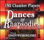 Fred Onovwerosuoke: Dances & Rhapsodies - Works for wind quintet