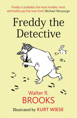 Freddy the Detective - Brooks, Walter R.