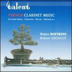French Clarinet Music