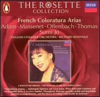 French Coloratura Arias - Anthony Marwood (violin); Sumi Jo (soprano); William Bennett (flute); English Chamber Orchestra; Richard Bonynge (conductor)