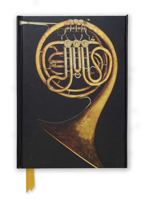 French Horn (Foiled Journal) - Flame Tree (Creator)